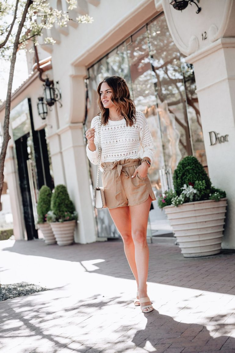 Level Up your spring wardrobe with the Express spring sale. I'm sharing three styled trend looks + my top picks from the site wide 40% off sale.