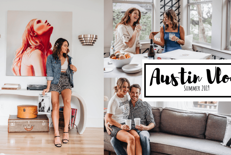 Austin Vlog Summer 2019-- sharing a video recap from our couples trip weekend to Austin, Texas where we stayed at Hotelette.