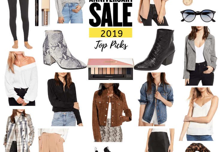 Top picks from the 2019 Nordstrom Sale. The best things from the Nordstrom Sale. The top items to buy from the 2019 Nordstrom Anniversary Sale.