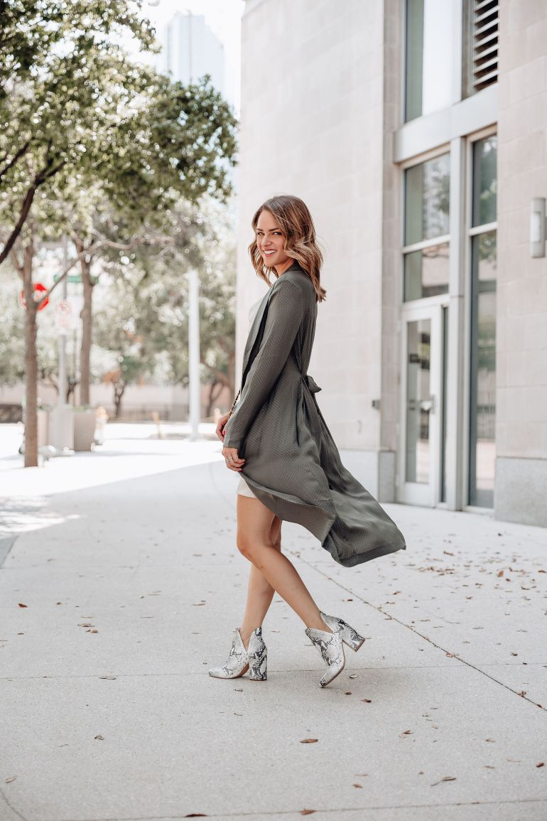 Pre Fall Bootie Guide 2019 including a round up of all the best early fall booties for all ocassions broken down by price & style.