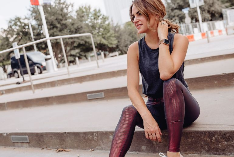 Sharing my Fall activewear guide including a ton of great sports bras, tops, leggings, & shoes to help you update your workout wardrobe.