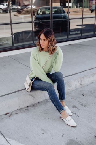 Sharing a round up of St. Patrick's Day outfits including all things green broken down by category. Everything is under $100!