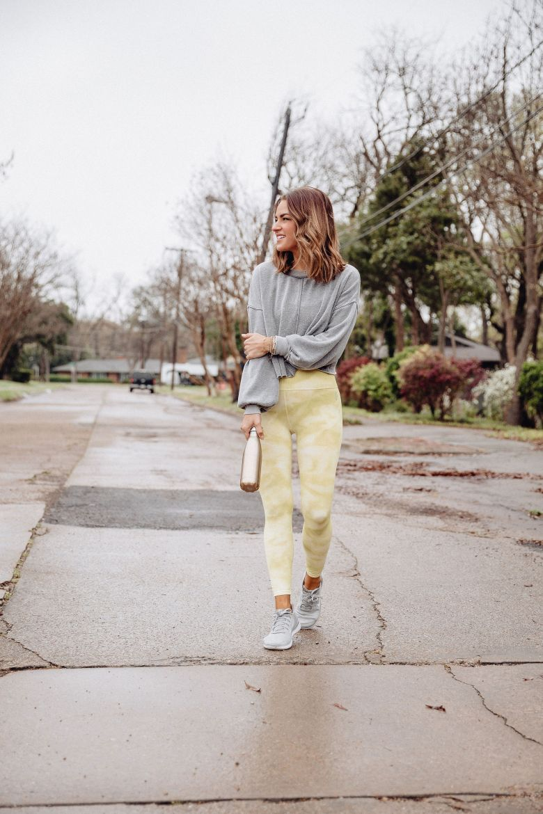 Spring Activewear Guide: Sharing a roundup of my favorite activewear for spring in every price range perfect for so many different activities.