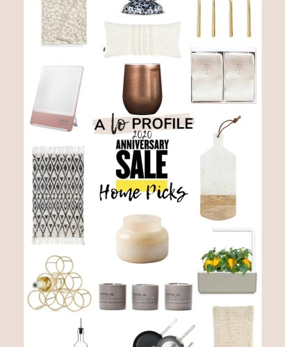 Sharing a roundup & a shoppable collage of the best 2020 NSale Home picks including everything from throw blankets to candles & bar accessories.