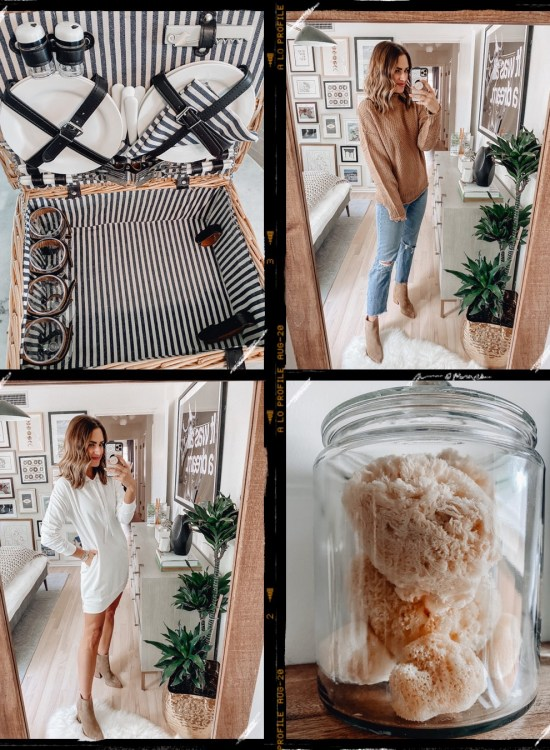 Sharing a roundup of everything I bought off Amazon last month in my August Amazon Purchases post including everything from home to fashion & beauty.