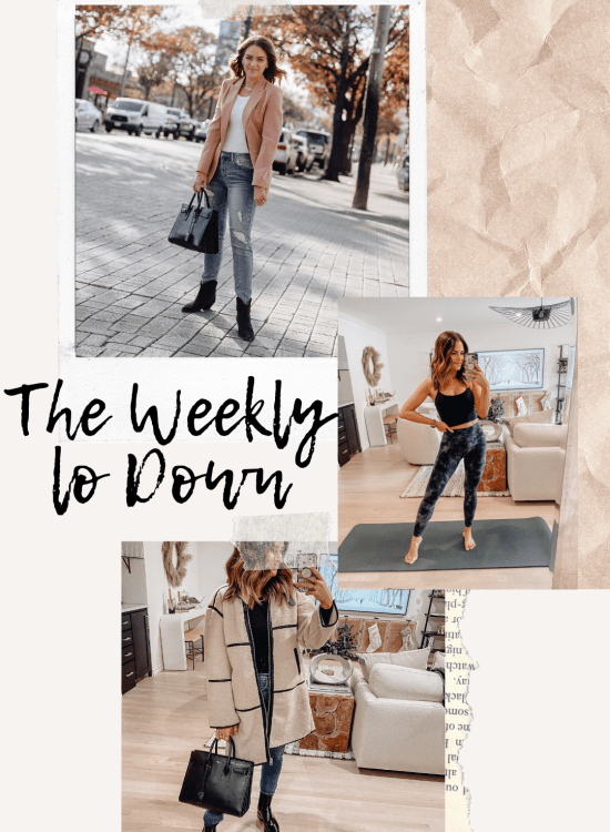 Sharing this week's edition of The Weekly Lo Down | 12.18.2020 including favorite online finds, answers to your questions, weekend deals, & more.