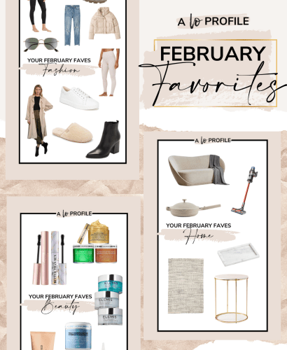 The best beauty products on sale this February rounded up in one post of the February best sellers. Most are on sale right now!