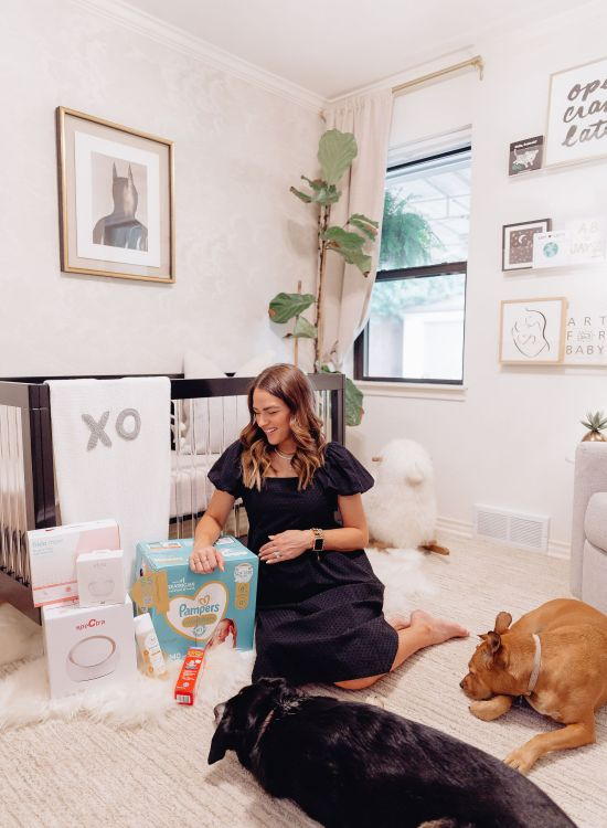 Sharing some baby essentials from our Target baby registry with you all today & some perks of creating a registry with Target.