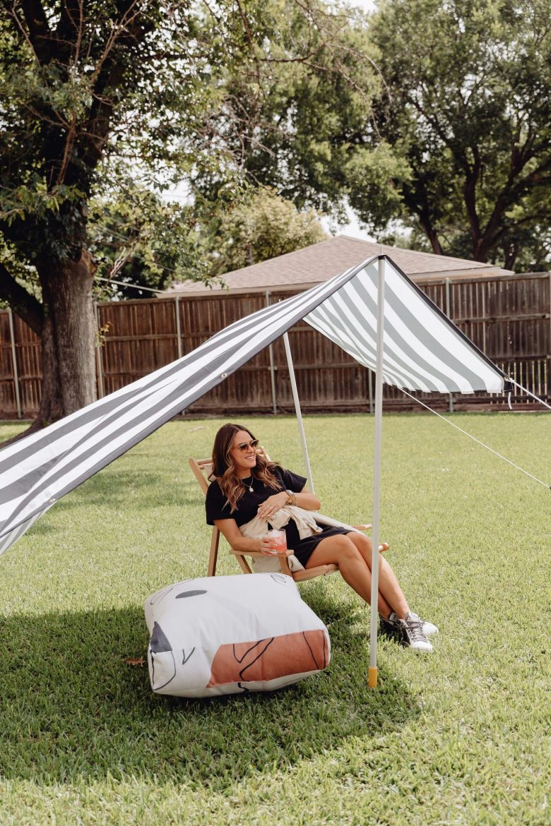 Sharing some outdoor essentials from Society 6 to help you refresh & stay outdoor entertaining ready for Fall & back to school.