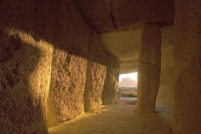 entrada dolmenes
