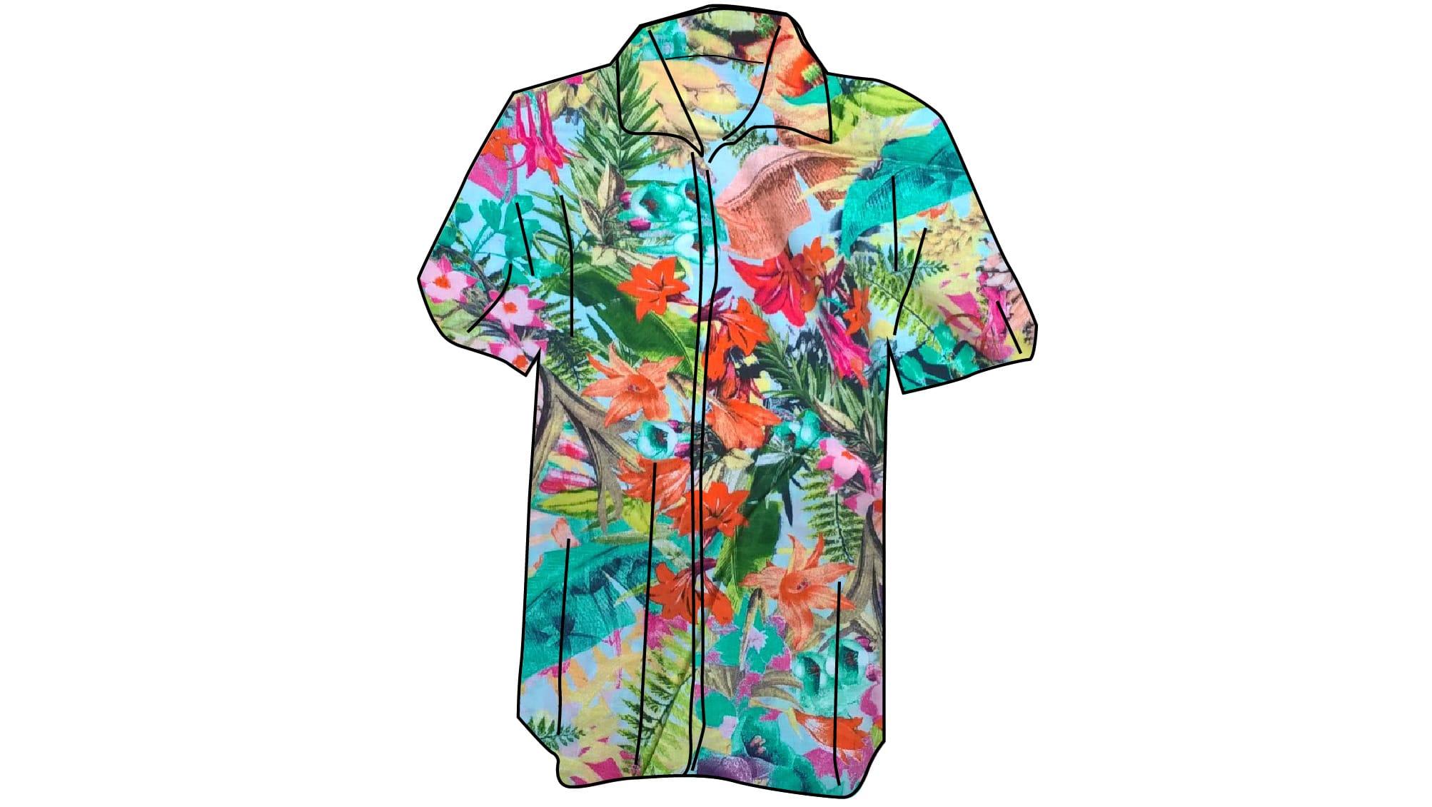 chemise sur mesure éthique femme Lyon