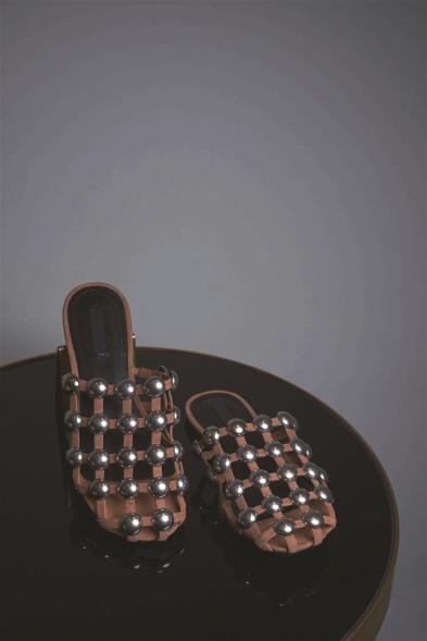 Slippers: Alexander Wang - Al Ostoura Thuraya Mall, Al Ostoura The Avenues