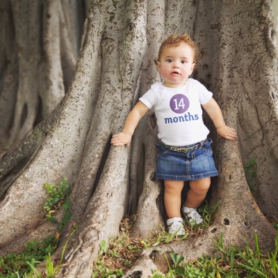 Family Friday: 14 Months Old