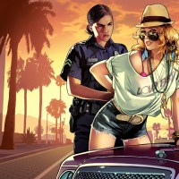 GTA V, el arte de Stephen Bliss y Anthony Macbain_