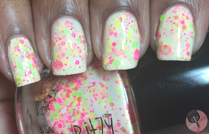 Bitzy Nail Color - Sweetie Pie