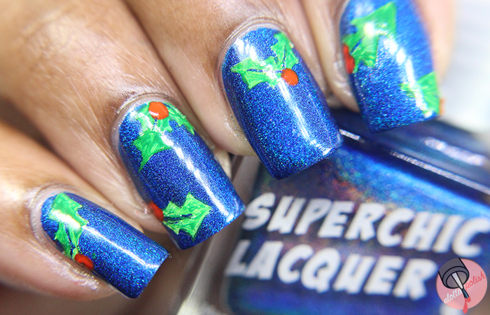 Superchic Lacquer - Lucid La La Land