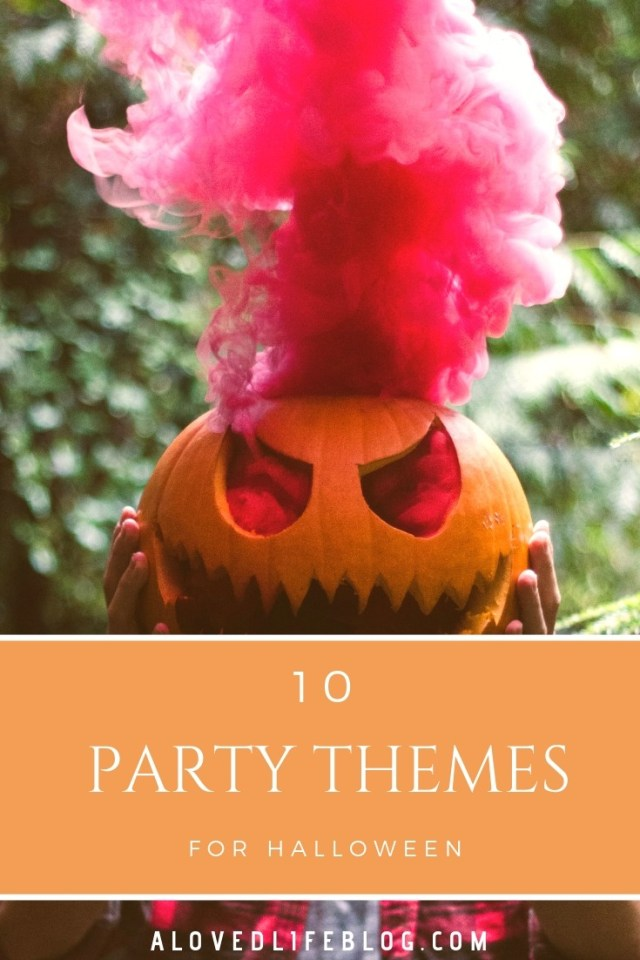 halloween, halloween party, party theme,