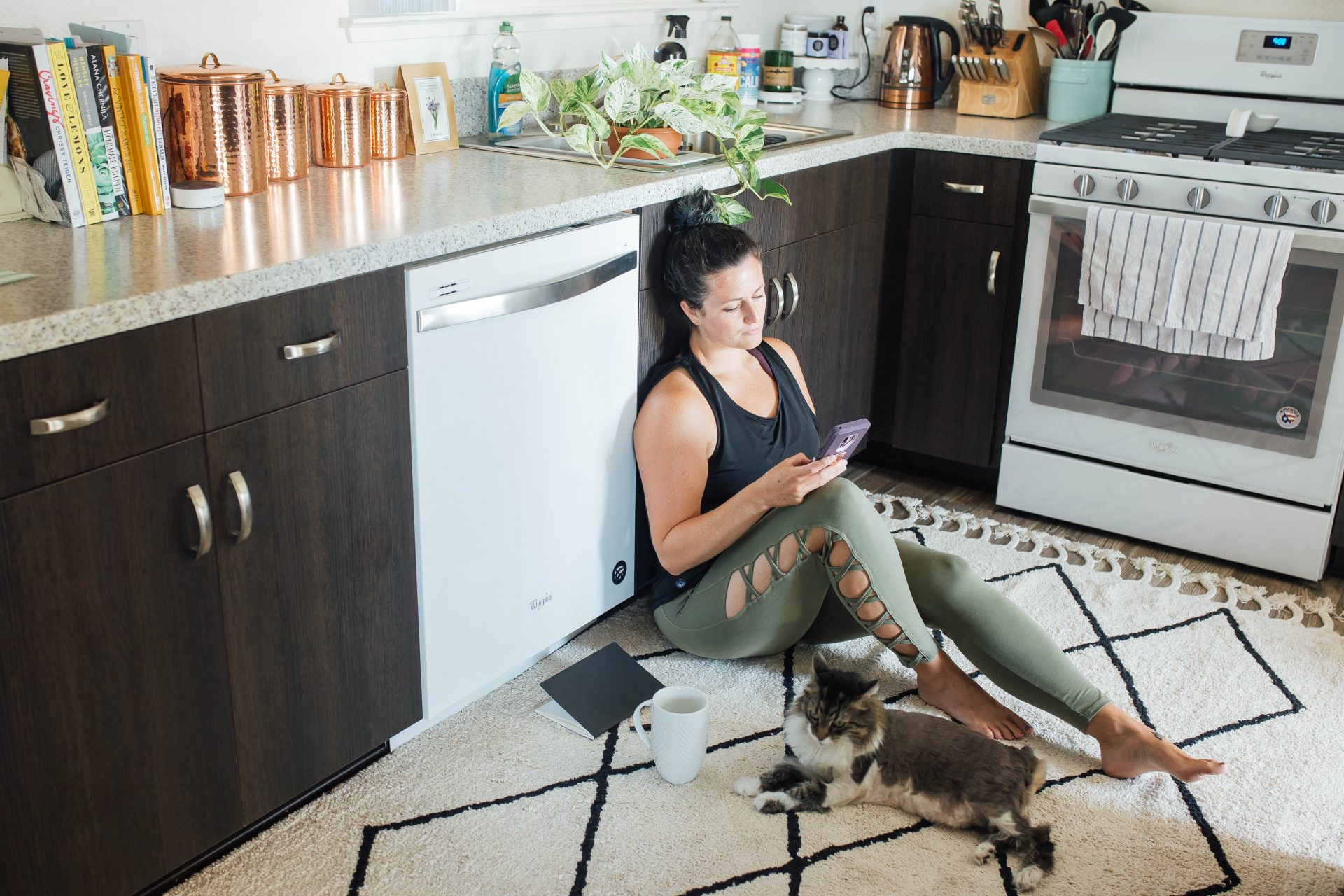 Thoughts While Sitting On The Kitchen Floor – A Loved Life