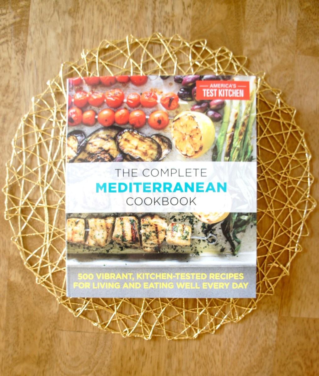 Cookbook Review: The Complete Mediterranean Cookbook