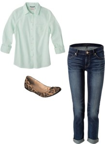 Day 8 - Spring Style Me Outfit