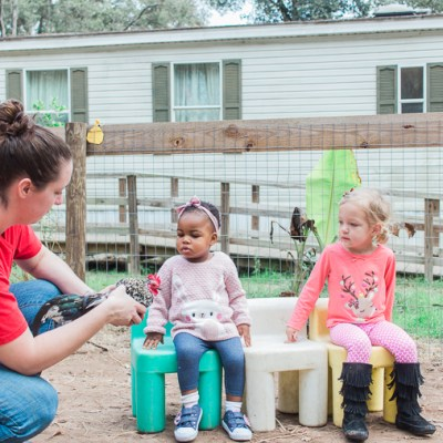 Love Mama | Our 1st Farm Adventure