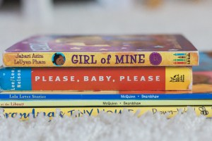 5 books for brown toddlers