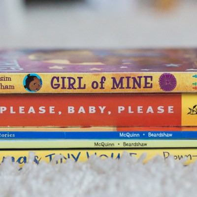 5 Terrific Books For Brown Toddlers