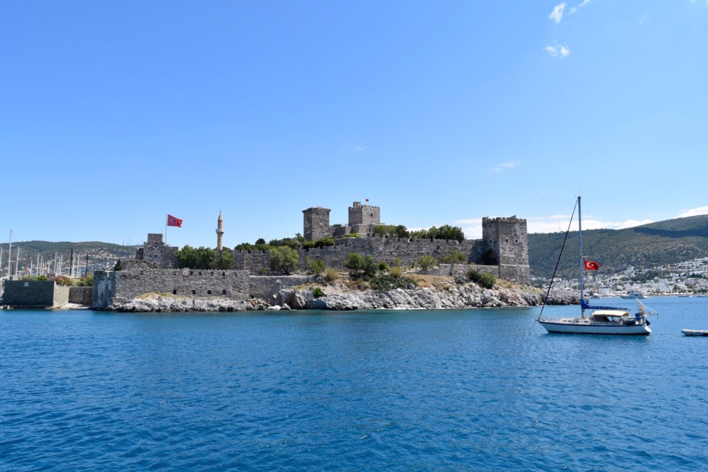 A Lovely Planet - Bodrum - Castle