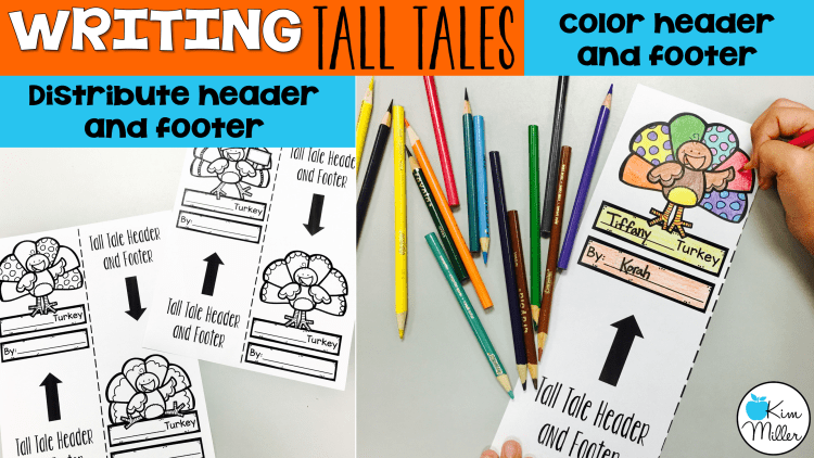 Funny Tall Tales: A Thanksgiving Writing Activity 3