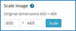 cách thực hiện tối ưu Serve scaled images trong WordPress