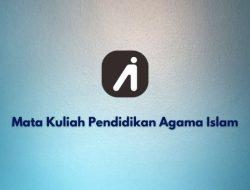 Mata Kuliah Pendidikan Agama Islam