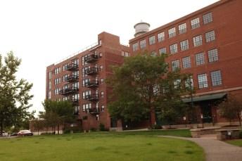 New Bohemia, Cedar Rapids