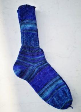 violett-türkis