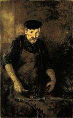 james caroll beckwith the blacksmith 1852-1917
