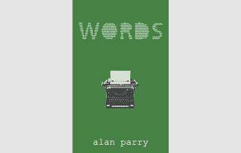 WORDS Flat Facebook Image Template