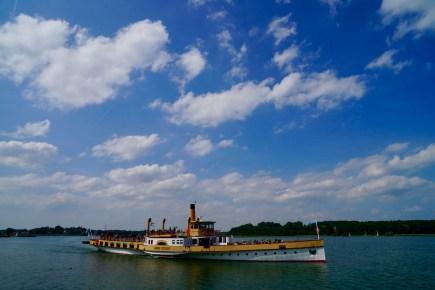 Chiemsee Schifffahrt ©Gipfelfieber.com