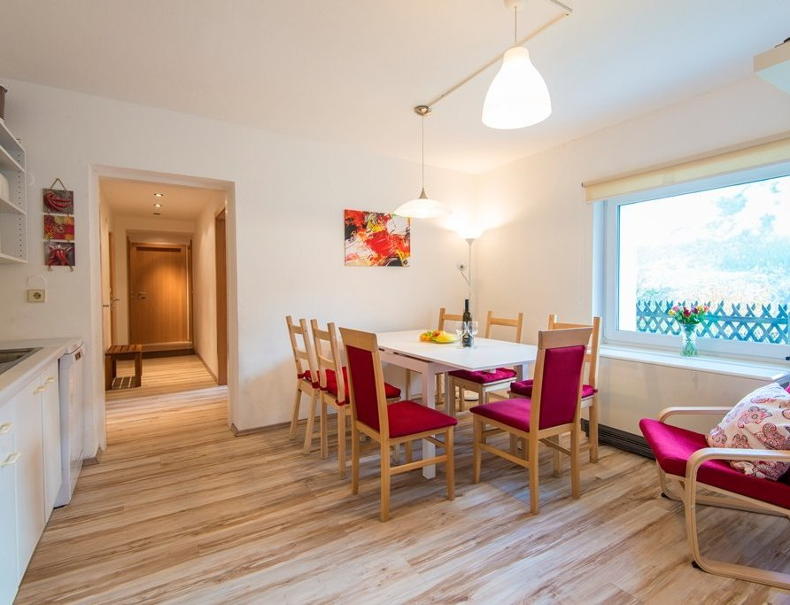 Three-bedroom apartment – (LH3)