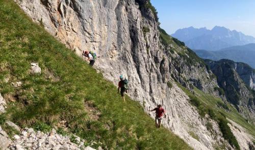 Artikelbild zu Artikel Bergtour auf's Große Rothorn, 2.484m