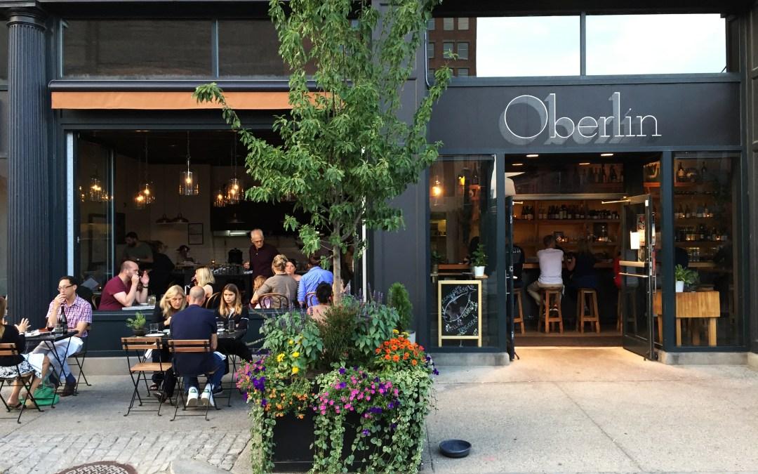 Providence Eats: Oberlin by Jordan Emont