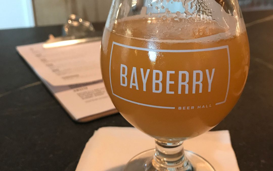 Providence Eats: Bayberry Beer Hall by Kristen Durbin
