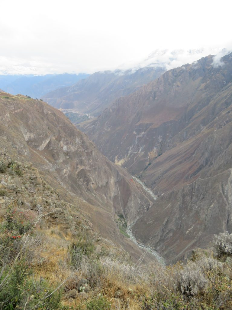 Visiting the Colca Canyon: The Colca Canyon