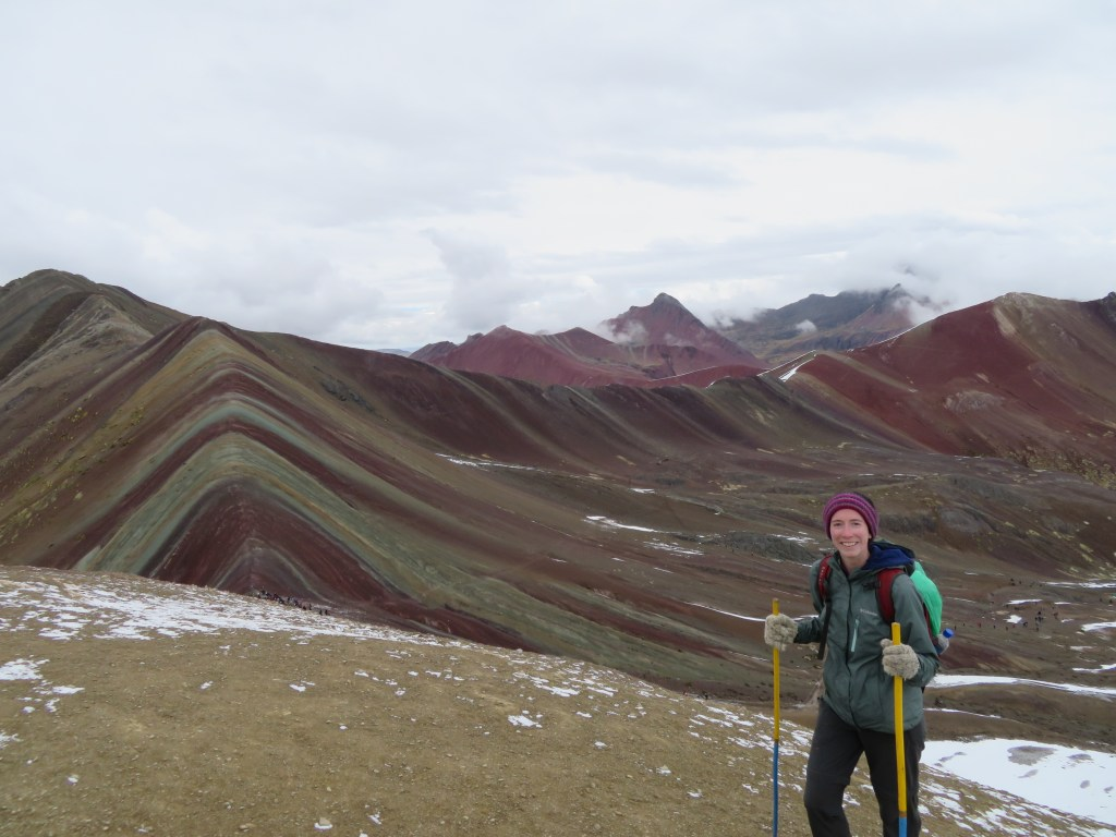 Rainbow Mountain | Perfect Picture