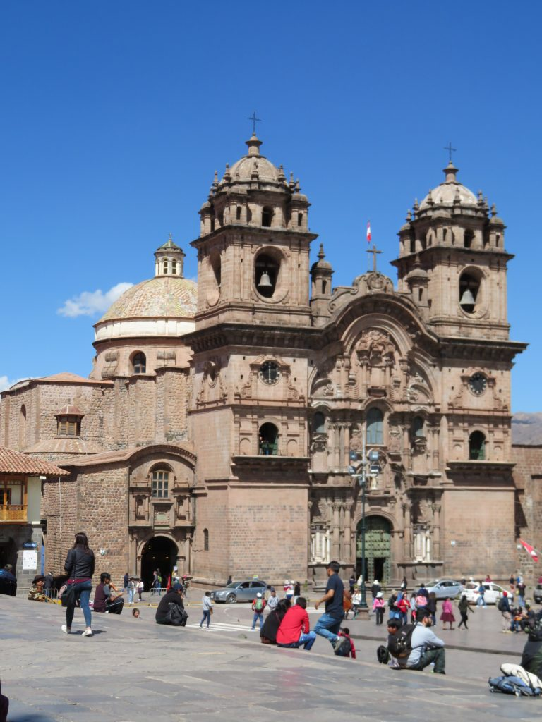 Top Things to do in Cusco | La Compania de Jesus