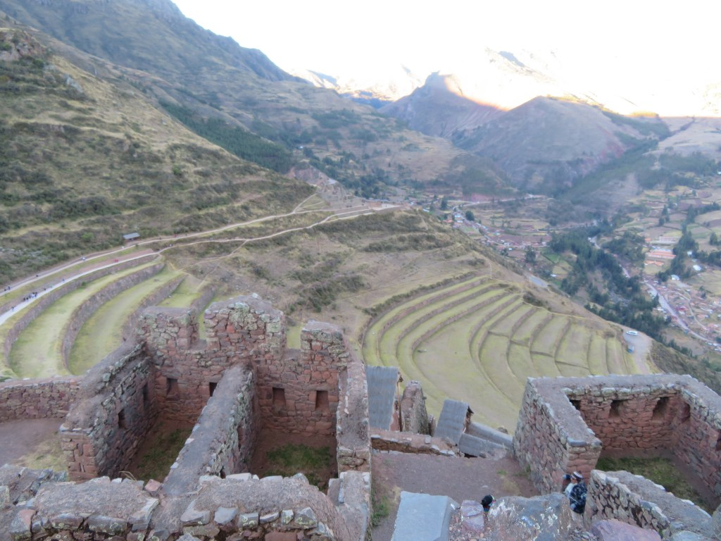 Guide to Peru's Sacred Valley | Agricultural Terraces