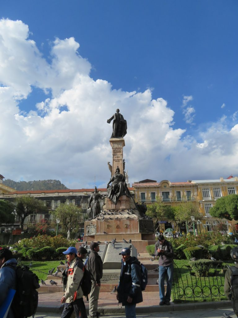 Top Things to do in La Paz - Plaza Murillo