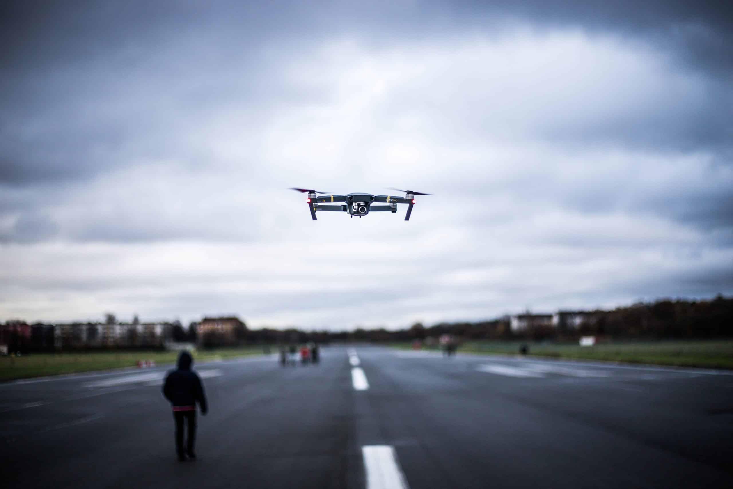 Drohnenflug Mönchengladbach