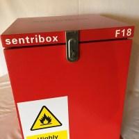 Sentribox   Mini Flambox   F18