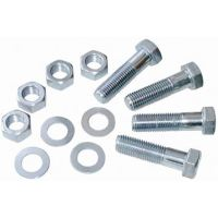 M16 X 75mm Zinc Plated Bolt Kit | FTM
