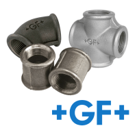 George Fischer Malleable Iron Pipe Fittings