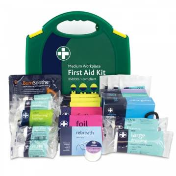 Supertouch first aid kit